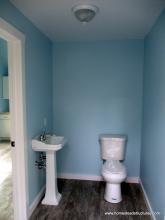 Bathroom in 18x22 Century Custom Pool House in Gwynedd Valley, PA