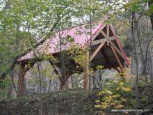 12 x 16 Timber Frame Pavilion