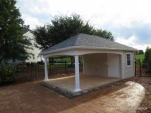 14' x 20' Avalon Pool House Pavilion in Flemington NJ