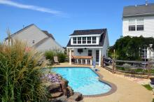 15 x14 Heritage Pool House West Grove PA