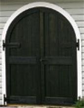 Double Arch Doors
