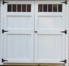 Classic Doors with Transoms in Doors