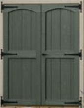 Double Classic Door