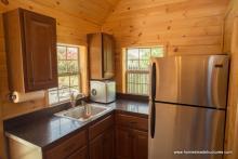Heritage Pool House Kitchen