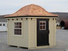 12' Homestead Garden Belle (German Pine Siding)