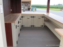Siesta Pool Bar cabinets
