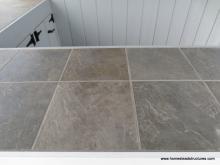 Siesta Poolside Bar Tile Countertop