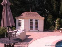 10'x16' Homestead Garden Belle (Vinyl Siding)