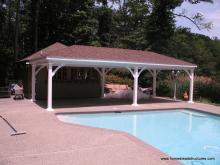 14' x 24' Estate Pavilion