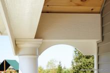Avalon Pool House Ceiling