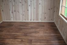 Vinyl Linoleum (wood look) Flooring