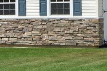 Stone Veneer (Drystack Style)