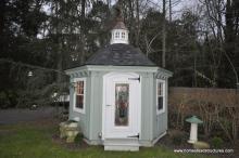 10' Homestead Garden Belle (Vertical D-Temp Siding)