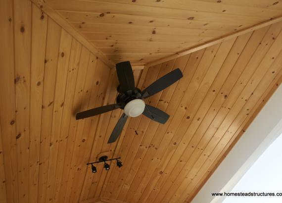 Avalon Pool House Ceiling Fan