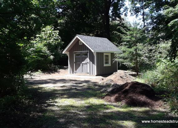 10x12 Premier Garden Shed in Long Island