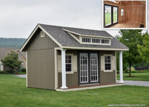 12' x 16' Heritage Century Pool House for sale in Lancaster, PA