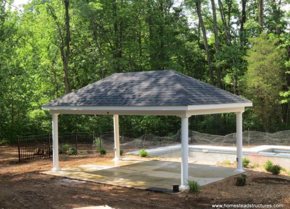 12' x 20' Vintage Pavilion