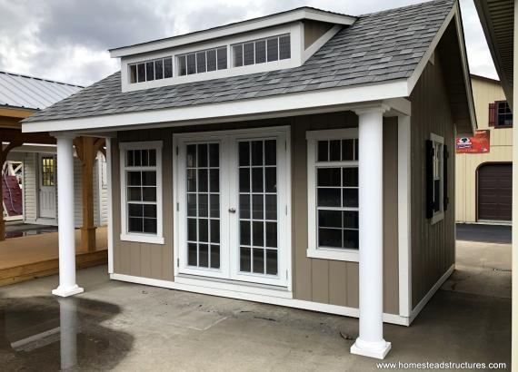 14' x 14' Heritage Classic Pool House in Kingston, NY