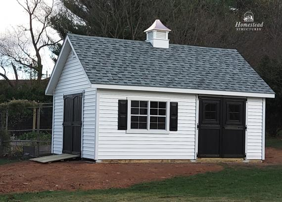 14' x 20' Century A-Frame Shed in MD