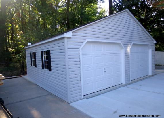 24' x 20' 2 Car Garage in Staten Island, NY