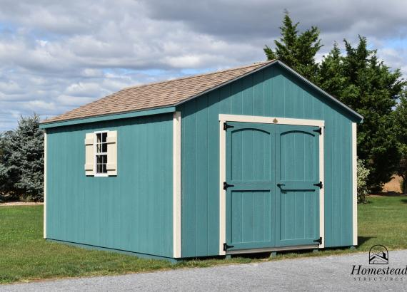 12x14 Keystone A-Frame Shed with 3x12 Loft in New Holland, PA