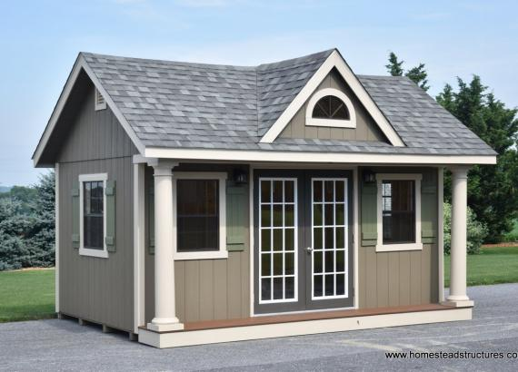 12' x 16' Heritage Century Pool House for Sale in Lancaster PA