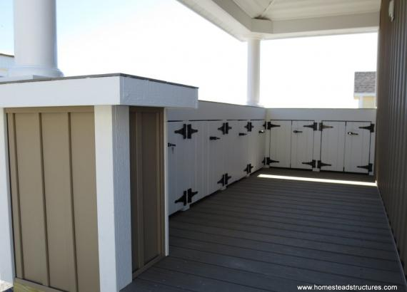 Siesta Pool Bar cabinets