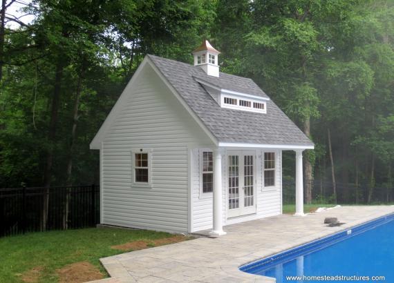 Heritage Pool House