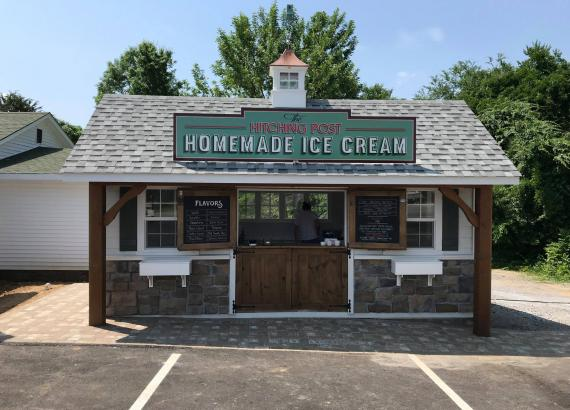 The Hitching Post & Old Country Store Ice Cream Shop