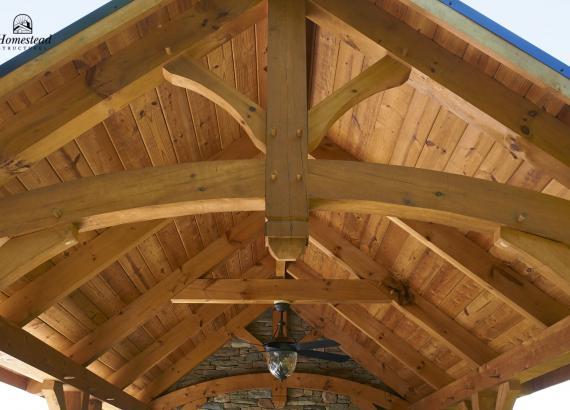 Timber Frame Gable
