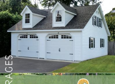 Homestead Structures Garage Brochure