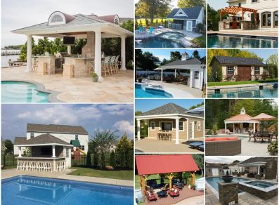 Financing a pool house