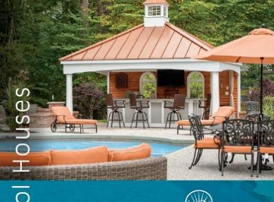 Pool House brochure - Homestead Structures