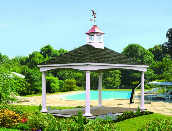 Homestead Structures Hand Crafted Pool Houses Pavilions
