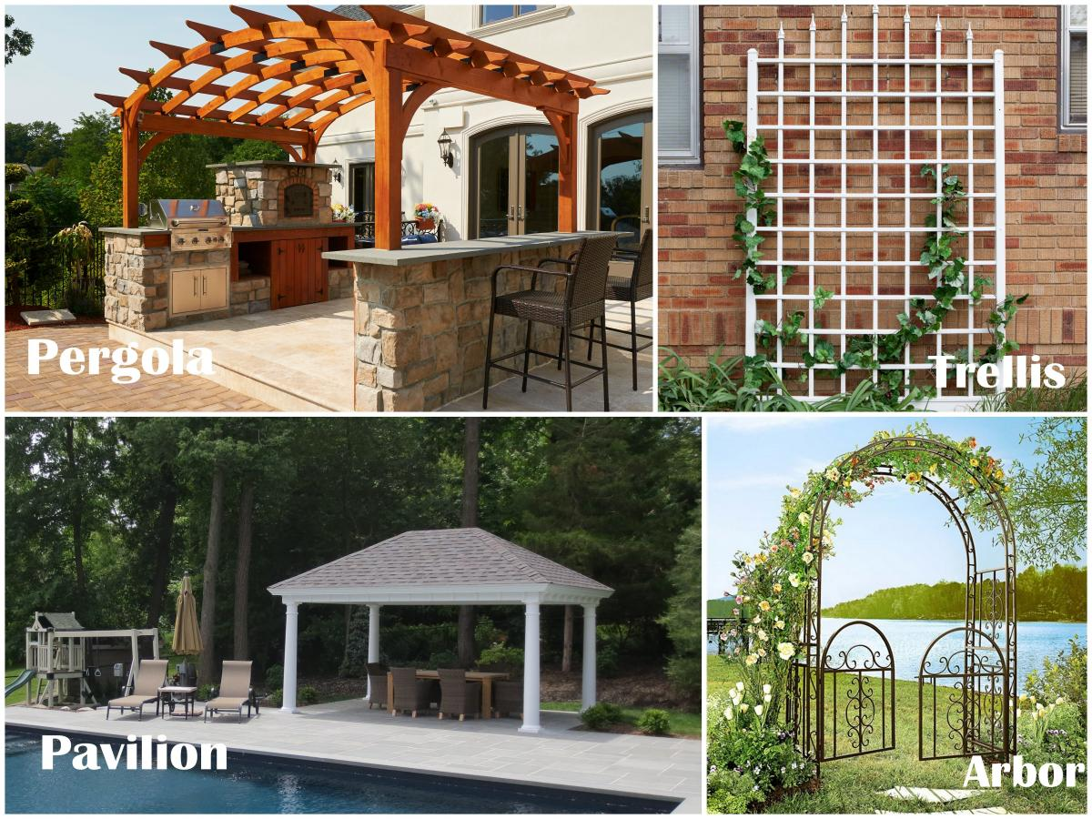 Pergolas 101 Everything You Need To Know Before Buying A Pergola